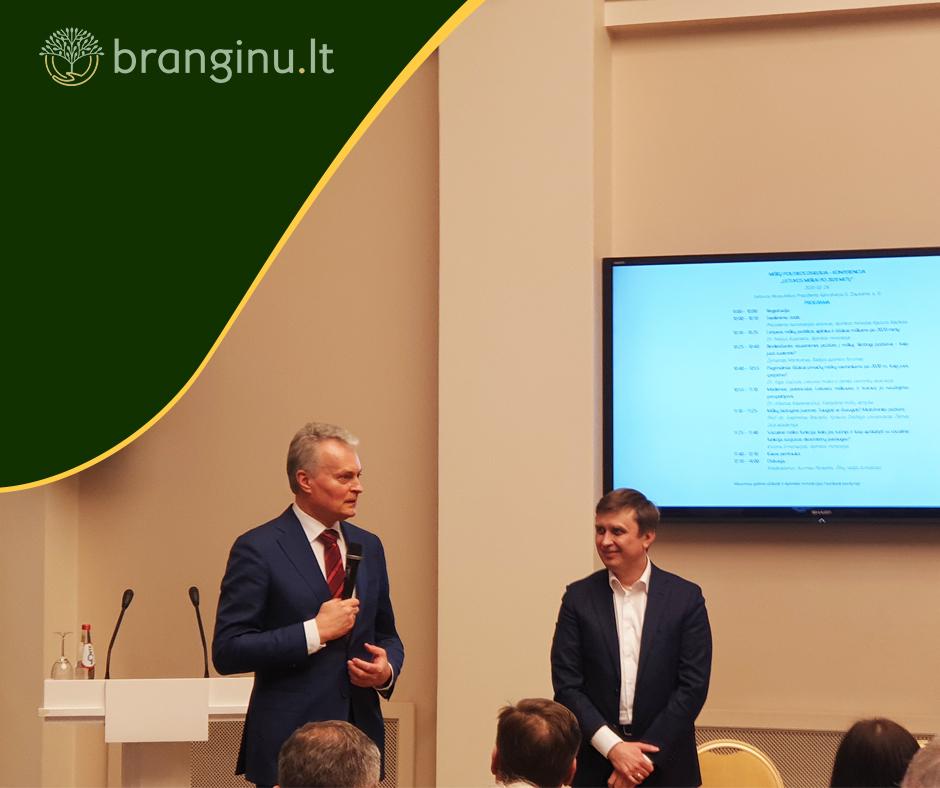 Lietuvos miškai po 2020 metų