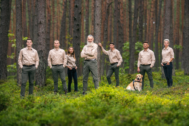 Miškai - brangiausias mūsų turtas, todėl Branginu.lt rūpinasi, kad jūsų turtas būtų deramai įvertintas