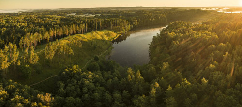 Sirvėtos regioniniame parke nutiestas net 800 metrų ilgio takas