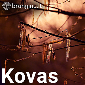 Miškininko kalendorius - KOVAS